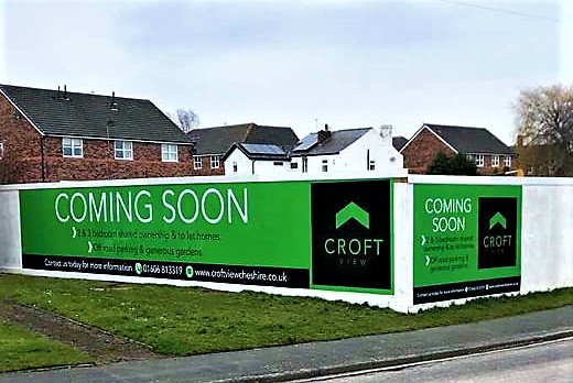 advertising croft view