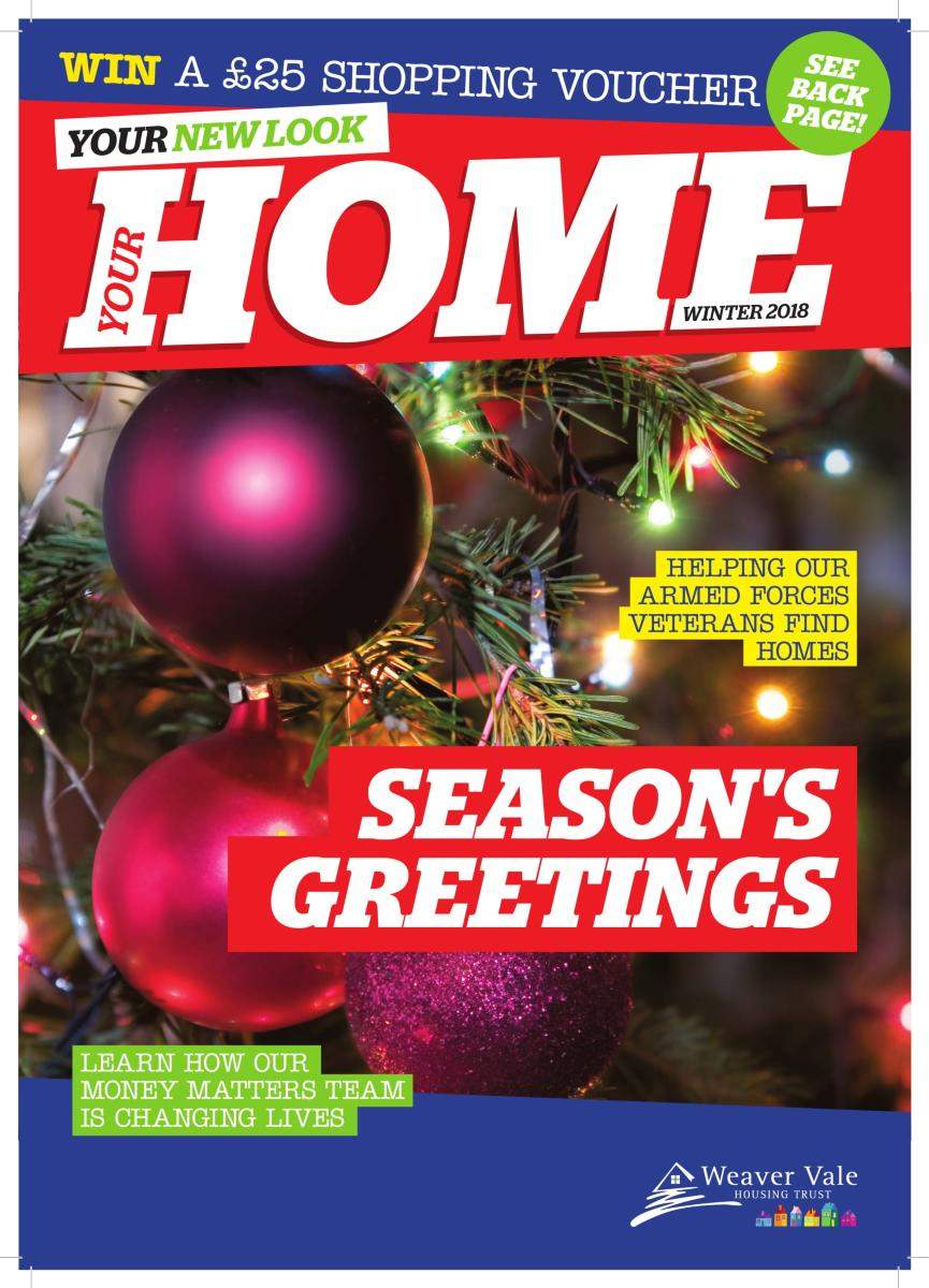 Your Home Winter 2018 - Over 50s