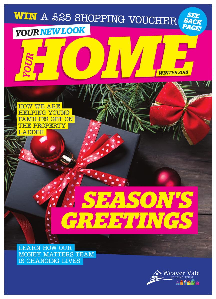 Your Home Winter 2018 - Under 50s